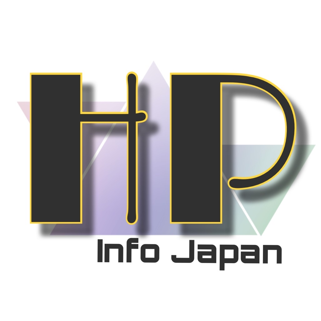 HP info Japan